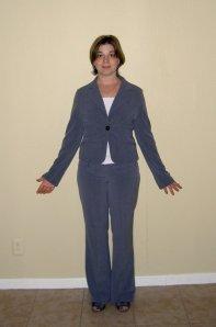 biz professional suit