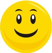 happy customer smiley
