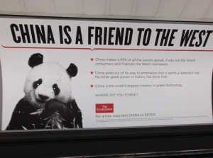 The Economist Ad Showcase Pro-China
